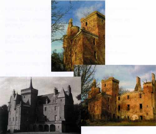 Redcastle is situated near the shore of the Beauly Firth some five miles north of Beauly