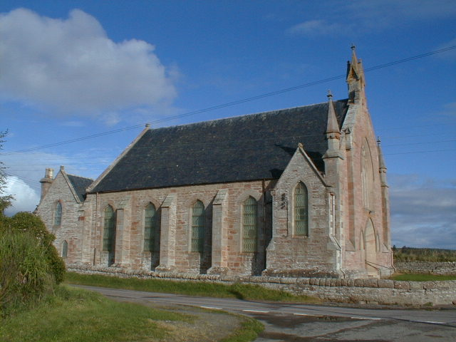 Former Free Church of Scotland, Killearnan