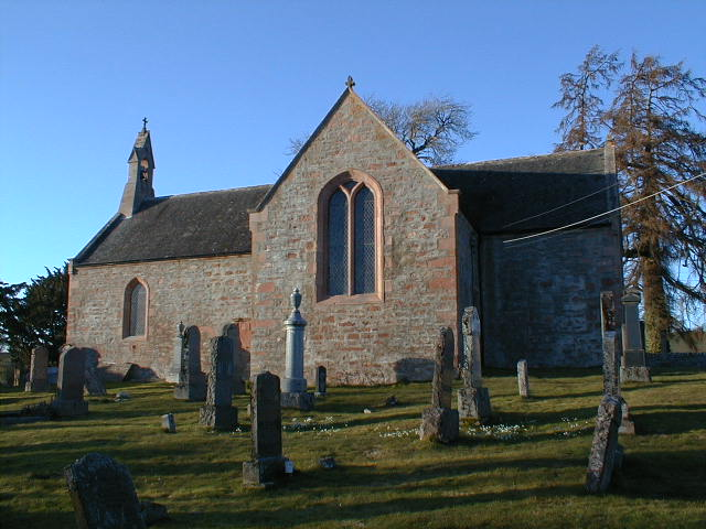 Another view of the Church of Scotland, Killearnan