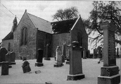The church which kept its Popish form.