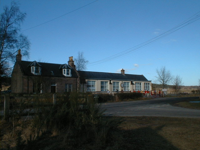 Tore Primary School.