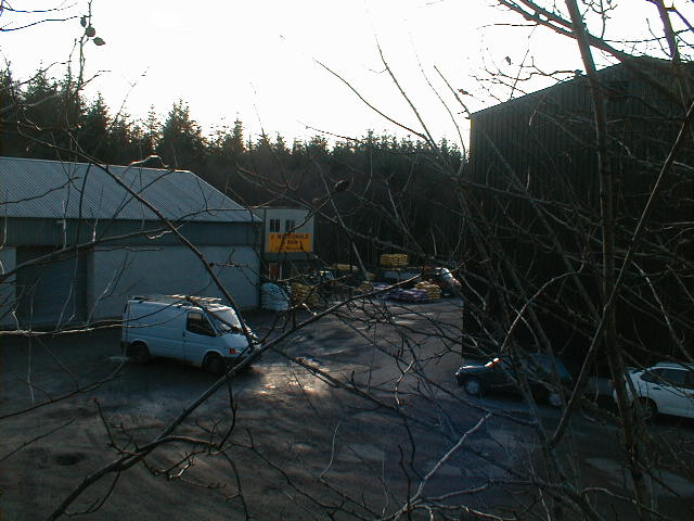 Industrial site at Tore