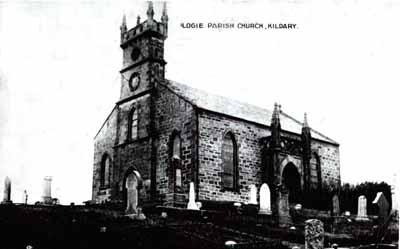 Kilmuir and Logie Easter Parish Church