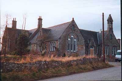 Old School Pine, Kilmuir