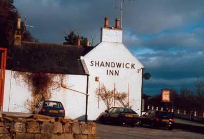 Shandwick Inn, off the A9