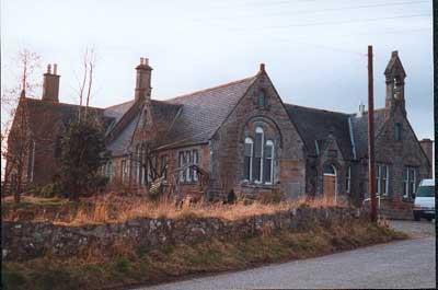 The former Kilmuir Easter School