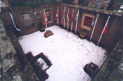Burial Place of Sir Alexander Mackenzie