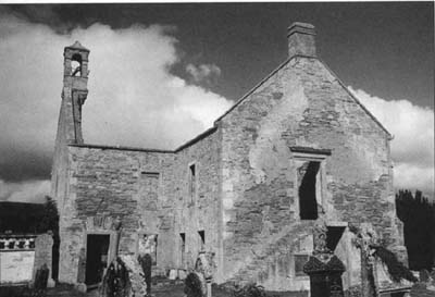 Old Kiltearn Church - the kirk of the Covenanter