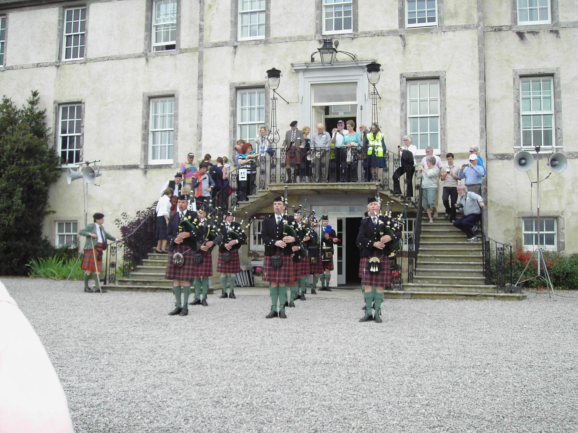 Gathering of Clan Munro