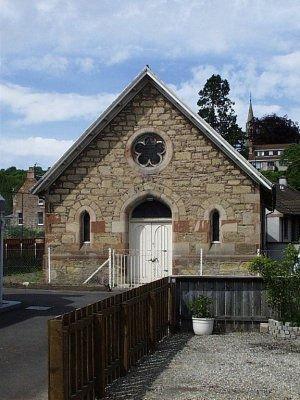 Parish Church hall