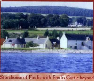 Storehouse of Foulis