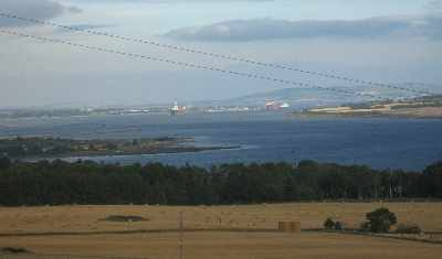 The Cromarty Firth from Ardullie Farm - photo 1