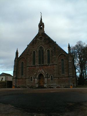 Knockbain Church of Scotland, Munlochy.