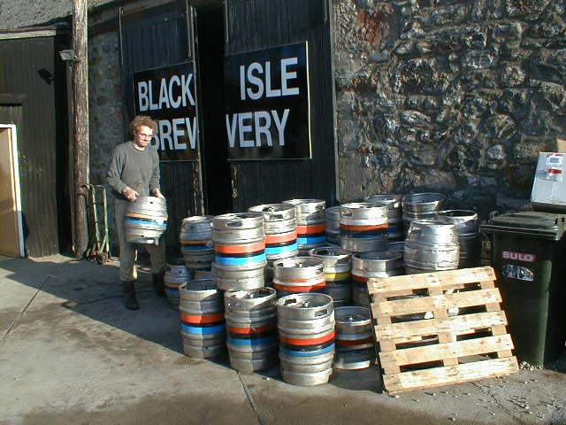 The Black Isle Brewery