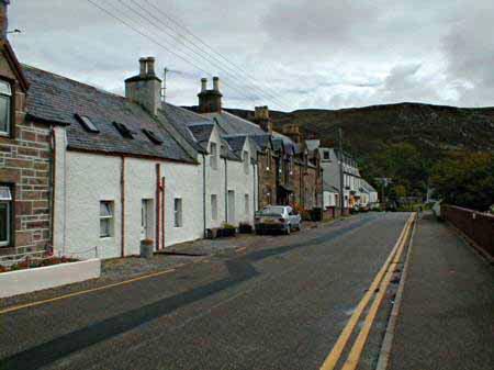 Argyll Street, Ullapool.