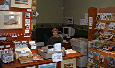 Inside Ullapool Museum