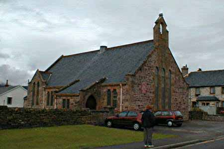 Lochbroom Free Church, Ullapool