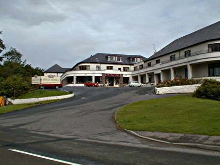 The Royal Hotel,