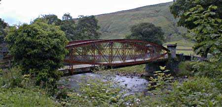 Auchindrean Bridge
