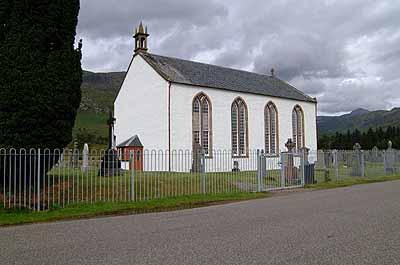 East Church, Lochcarron