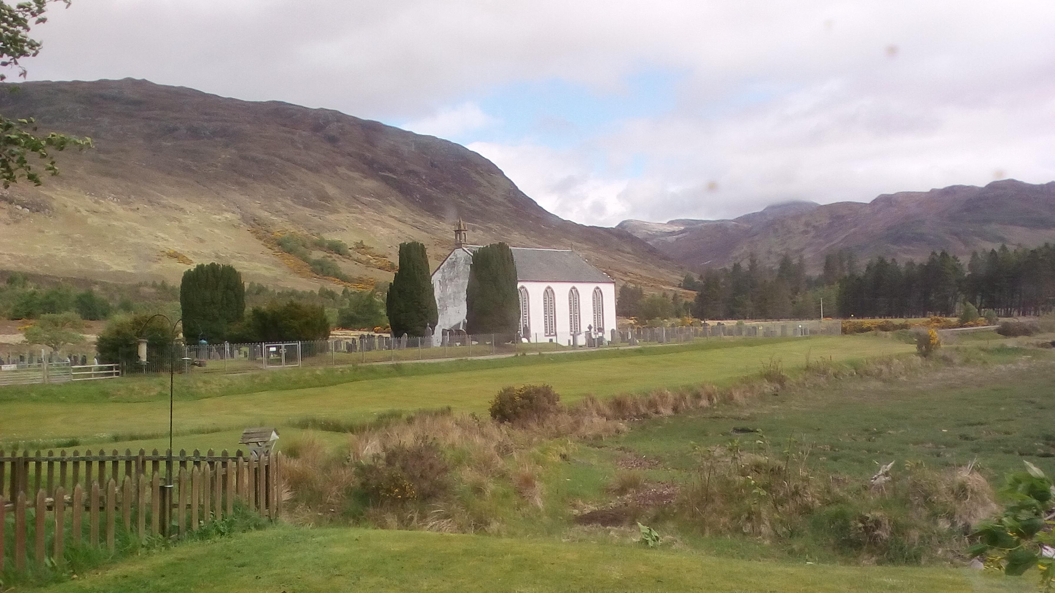 Lochcarron East Church