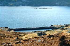 Loch Kishorn yard