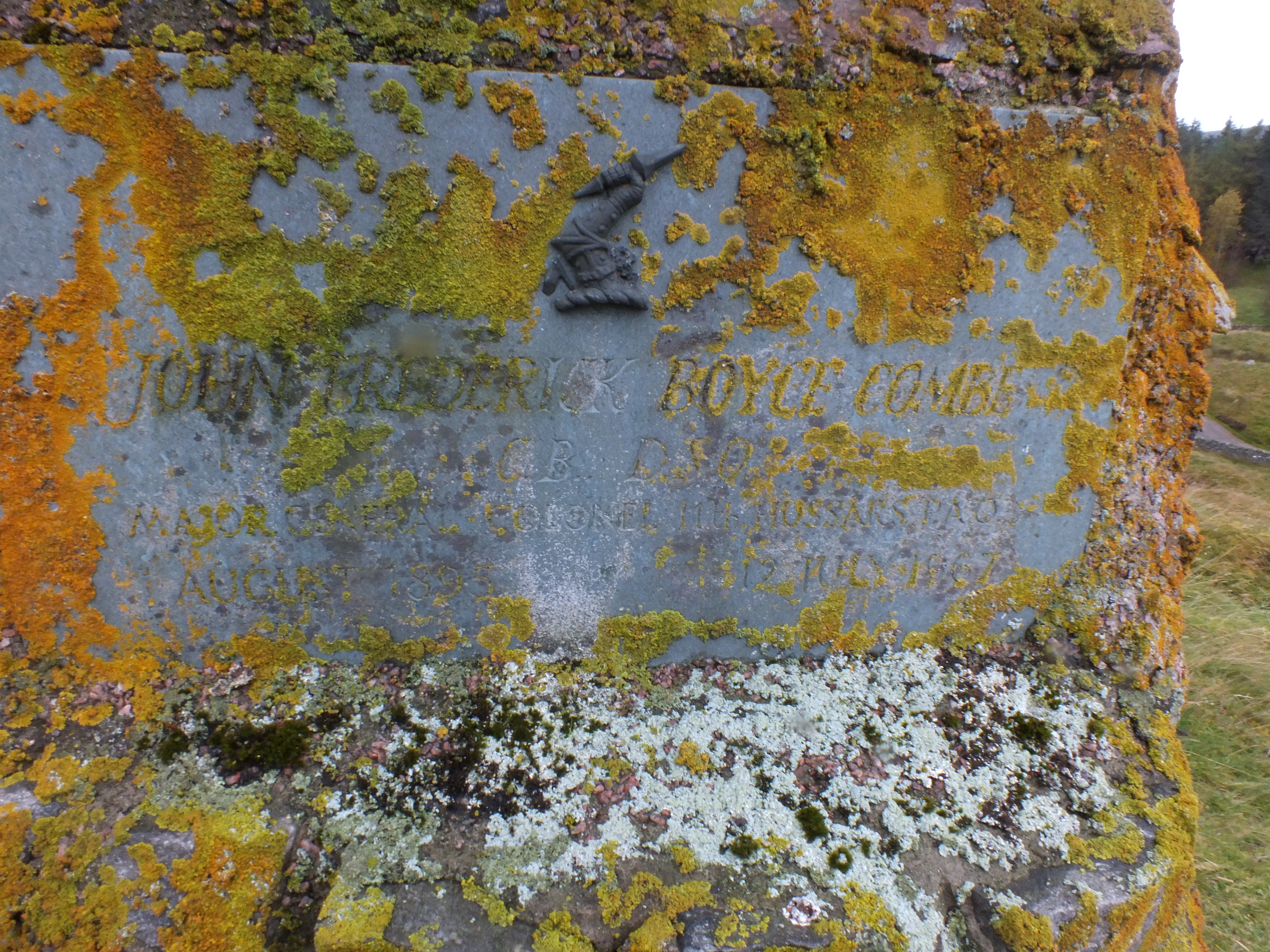 Strathconon gravestone