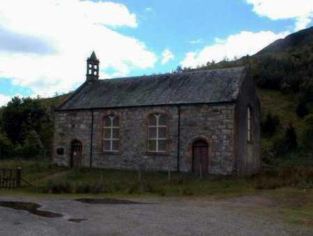 Strathconon Church of Scotland, Milton