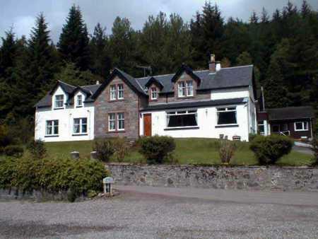 Strathconon East Lodge Hotel