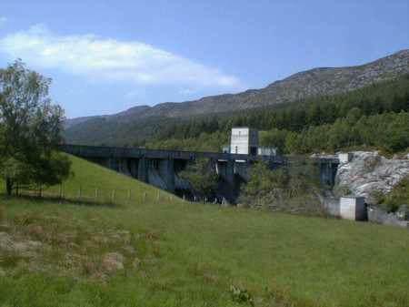 Meig Dam