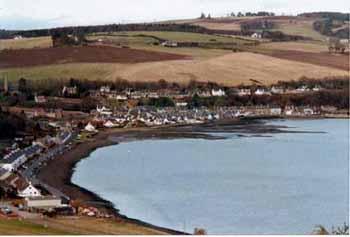 Avoch from Ormonde Hill