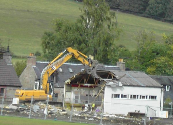 """Demolition of """"Temporary"""" Classrooms - photo 7"""