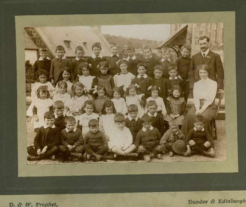 Maryburgh Primary School 1912