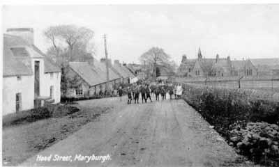 Maryburgh School, Hood Street