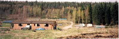 THE CAMP AS IT WAS IN 2000