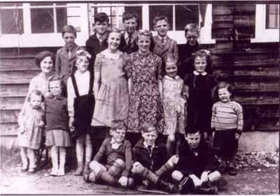 Lochussie school 1947-48.