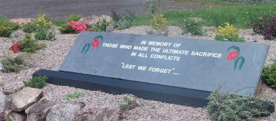 24 Maryburgh Memorial Garden