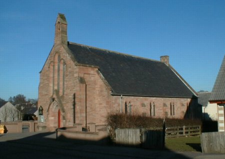 Urray and Kilchrist Church of Scotland, Muir of Ord.
