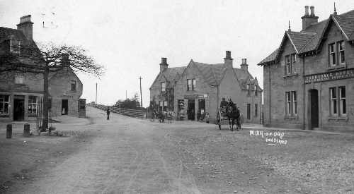 Main Street, Muir of Ord.