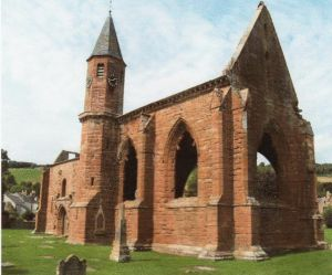 Fortrose Cathedral ruins
