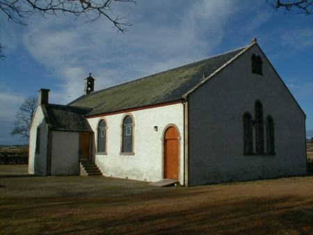 Free Church of Scotland, Resolis.