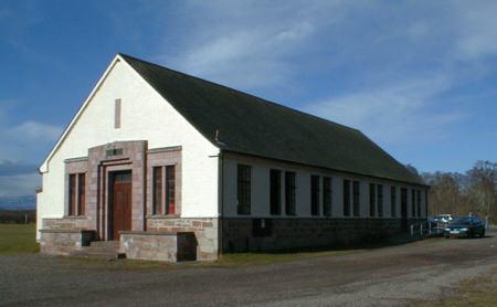 Resolis Community Hall