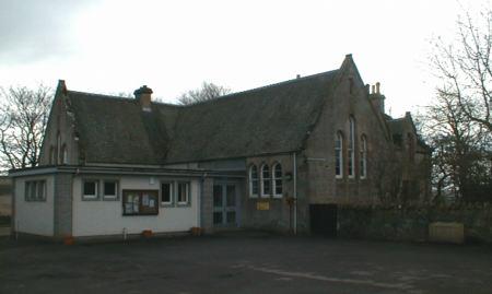 Former Cullicudden Primary School