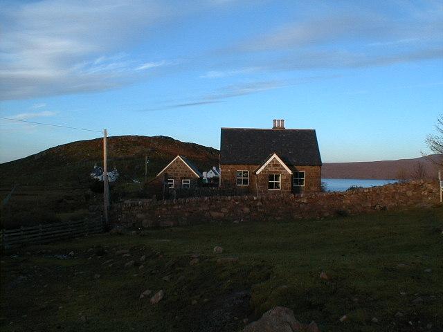 The Old Schoolhouse, Arinacrinachd