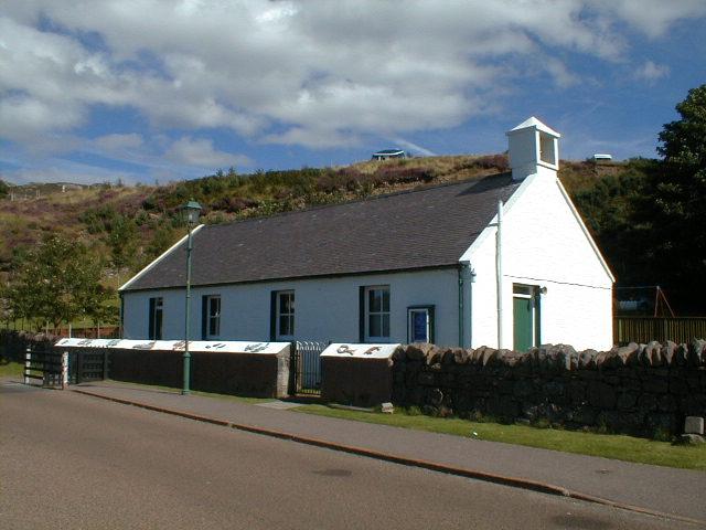 The Church of Scotland, Shieldaig