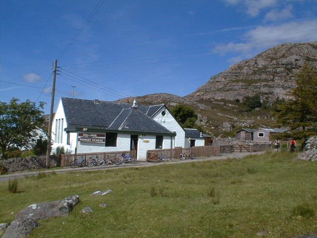 Shieldaig Primary School