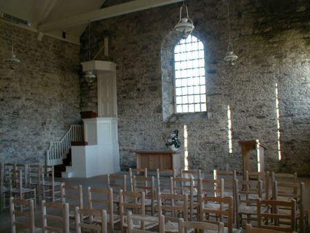 Clachan Church interior