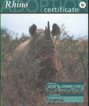 Endangered Species - photo 1