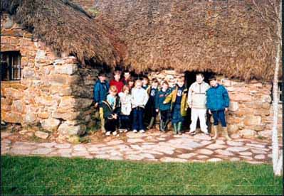 Visit to Culloden - photo 1