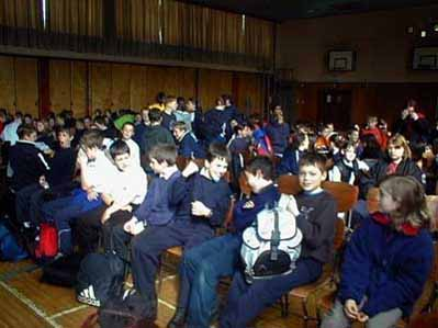 Induction at Dingwall Academy - photo 2